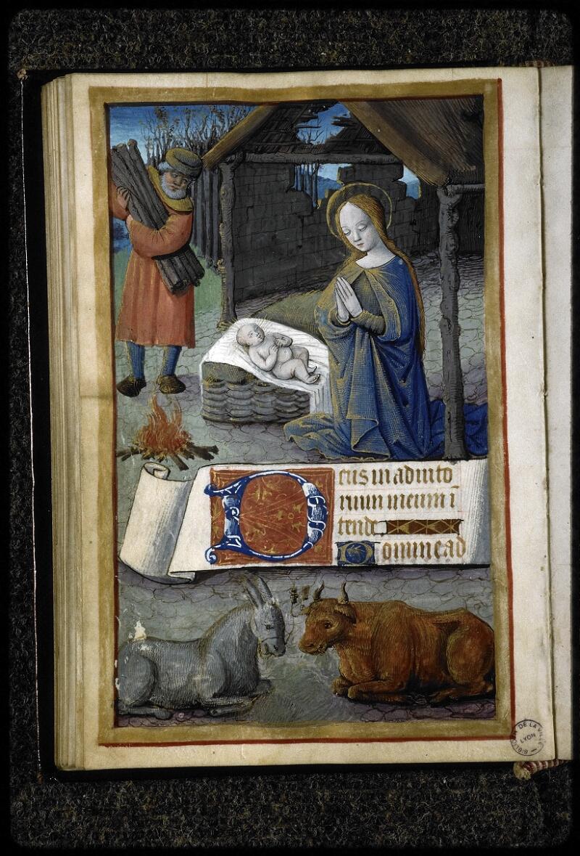 Lyon, Bibl. mun., ms. 5141, f. 054v - vue 1