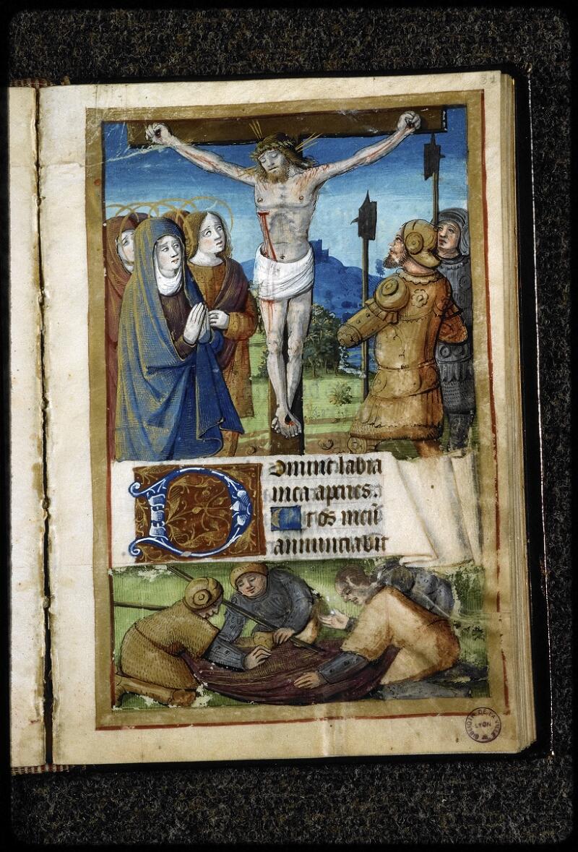Lyon, Bibl. mun., ms. 5141, f. 081 - vue 1