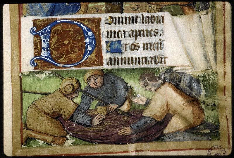 Lyon, Bibl. mun., ms. 5141, f. 081 - vue 3
