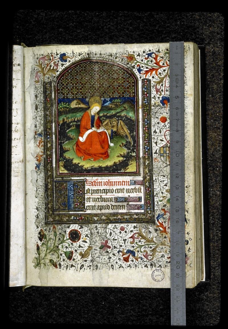 Lyon, Bibl. mun., ms. 5142, f. 001 - vue 1