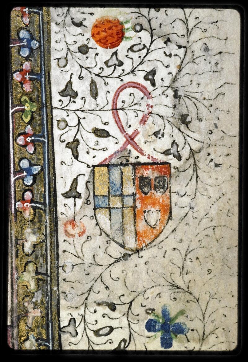 Lyon, Bibl. mun., ms. 5142, f. 001 - vue 4