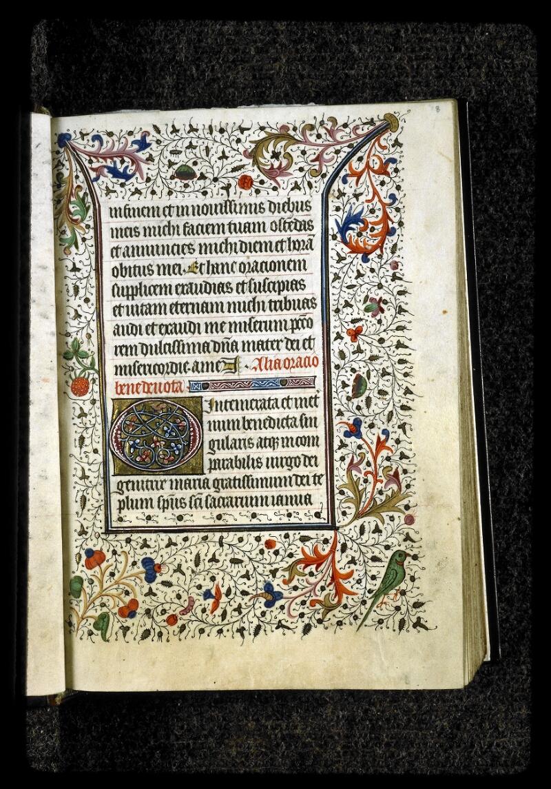 Lyon, Bibl. mun., ms. 5142, f. 008 - vue 1