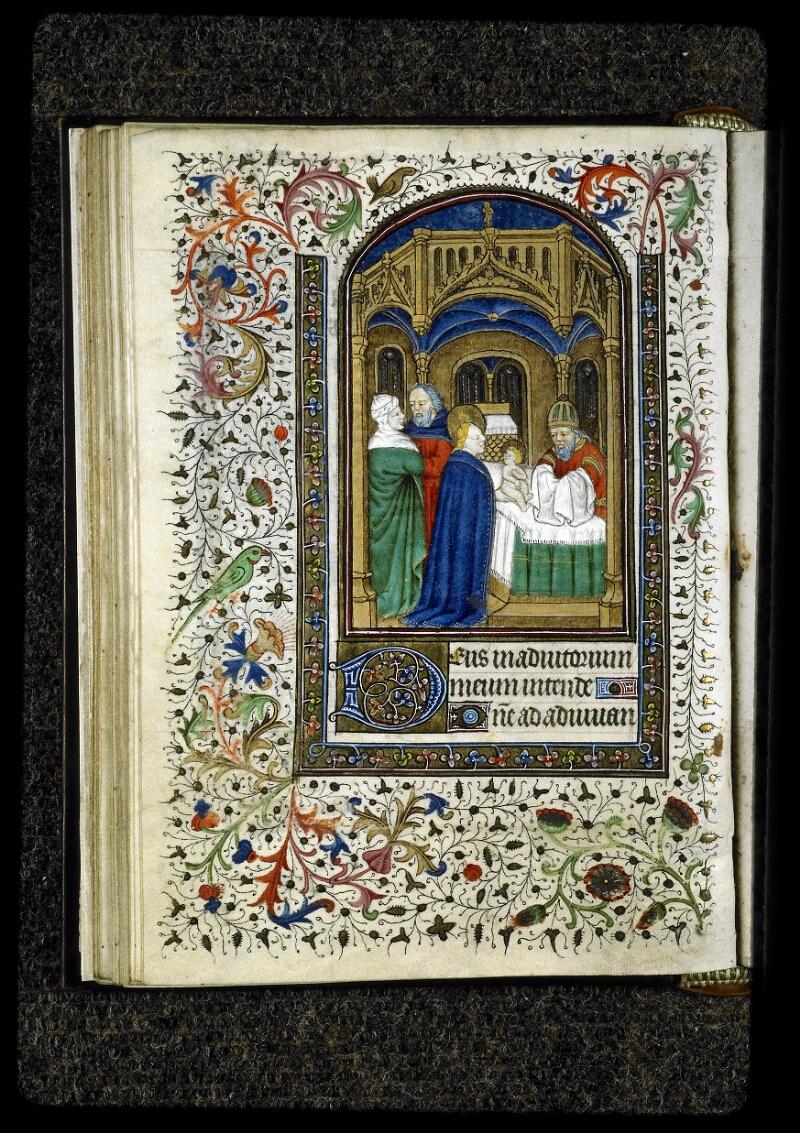 Lyon, Bibl. mun., ms. 5142, f. 053v - vue 1