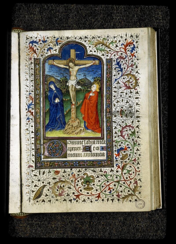 Lyon, Bibl. mun., ms. 5142, f. 072 - vue 1