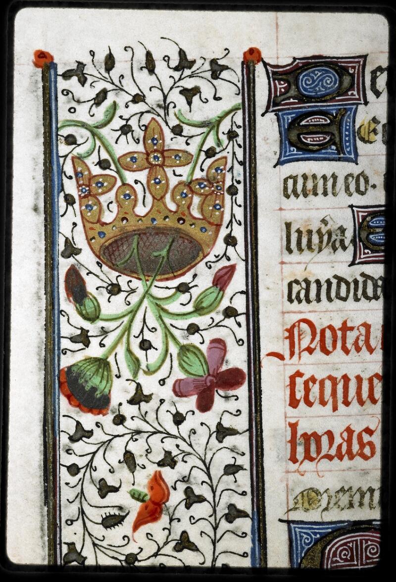 Lyon, Bibl. mun., ms. 5142, f. 082v - vue 1