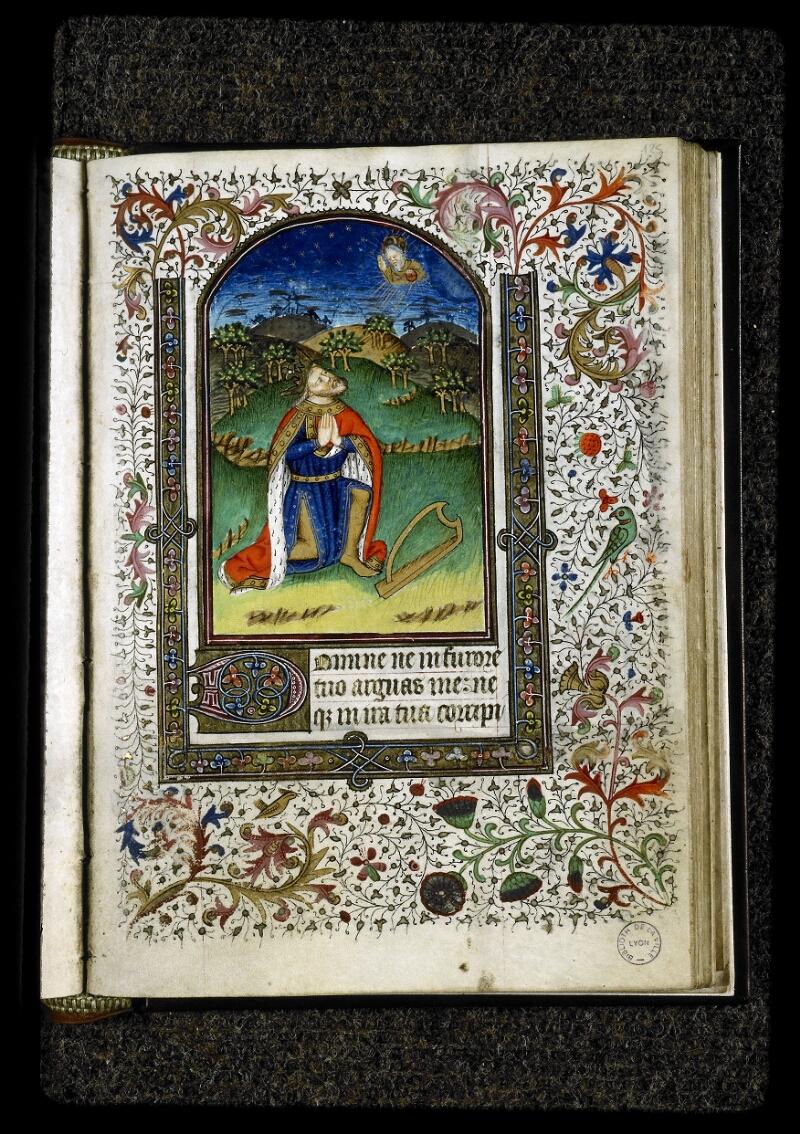 Lyon, Bibl. mun., ms. 5142, f. 125 - vue 1