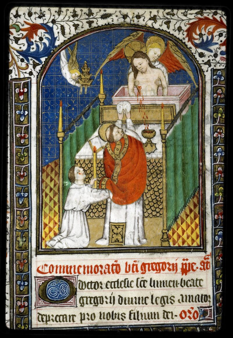 Lyon, Bibl. mun., ms. 5142, f. 157 - vue 2
