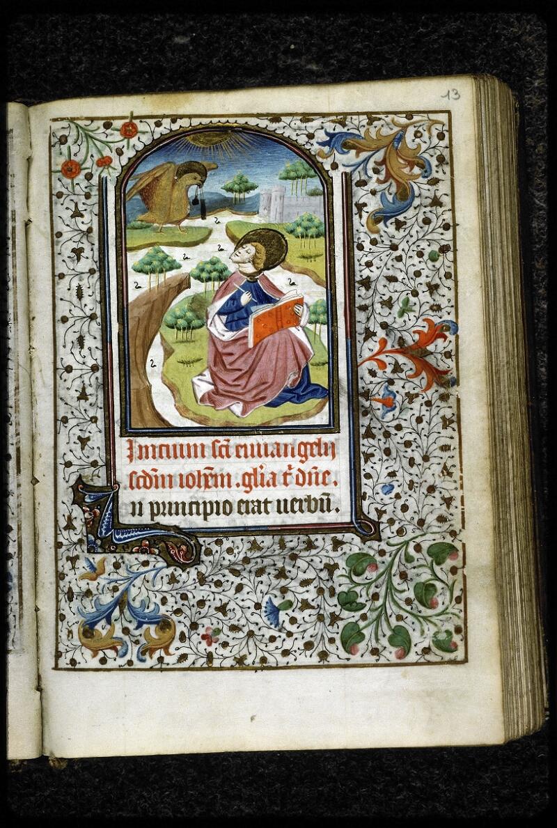 Lyon, Bibl. mun., ms. 5143, f. 013 - vue 1
