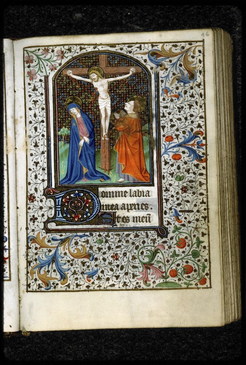 Lyon, Bibl. mun., ms. 5143, f. 016 - vue 1