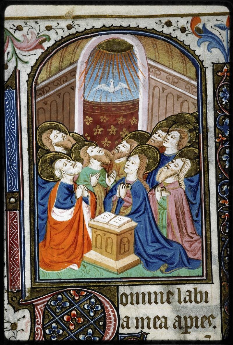 Lyon, Bibl. mun., ms. 5143, f. 025 - vue 2