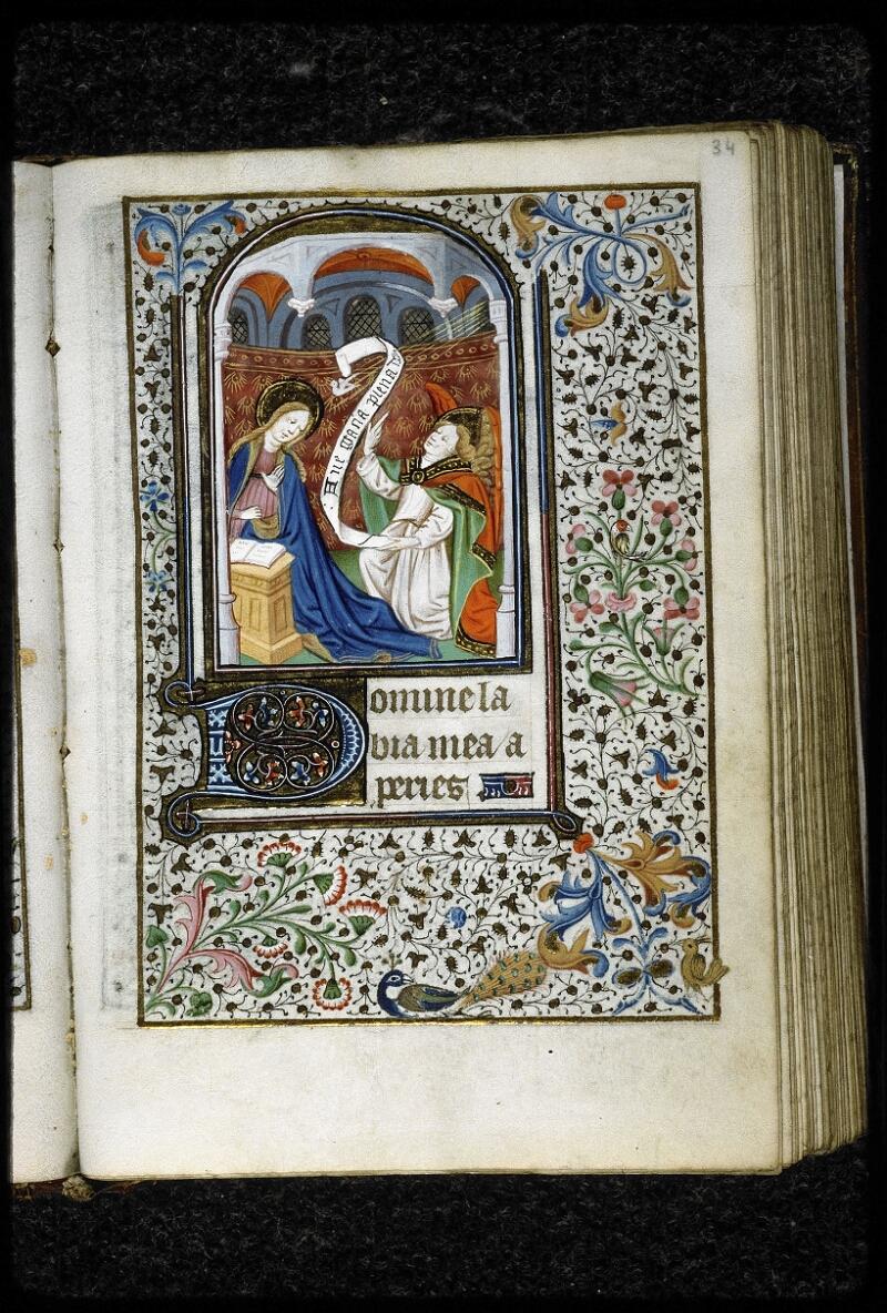 Lyon, Bibl. mun., ms. 5143, f. 034 - vue 1