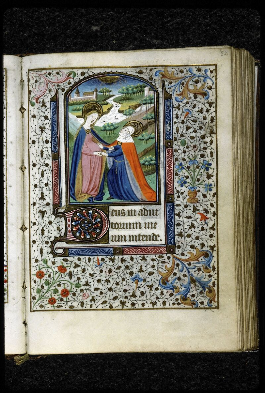 Lyon, Bibl. mun., ms. 5143, f. 052 - vue 1