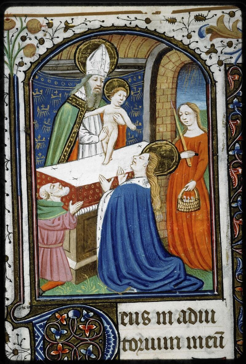 Lyon, Bibl. mun., ms. 5143, f. 089 - vue 2