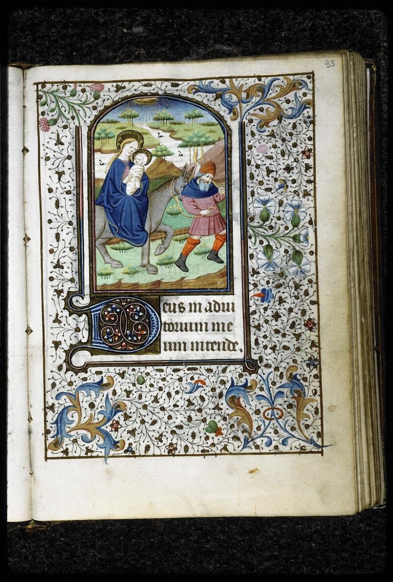 Lyon, Bibl. mun., ms. 5143, f. 095 - vue 1