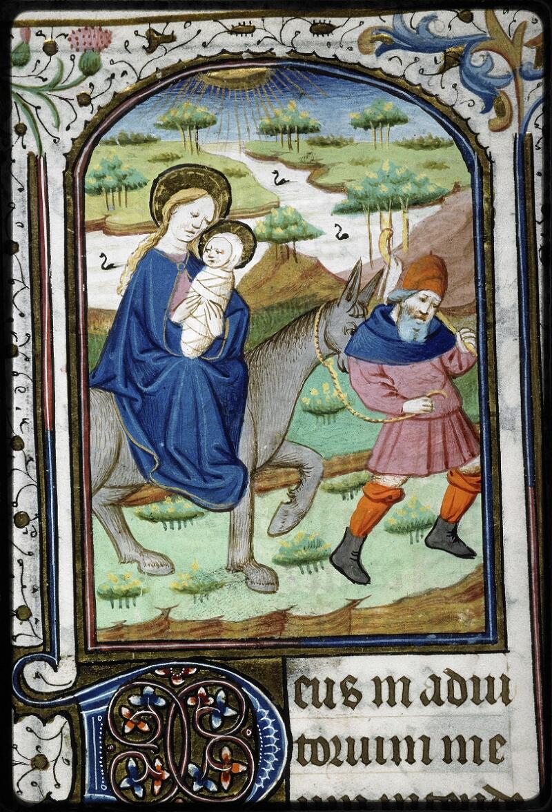 Lyon, Bibl. mun., ms. 5143, f. 095 - vue 2
