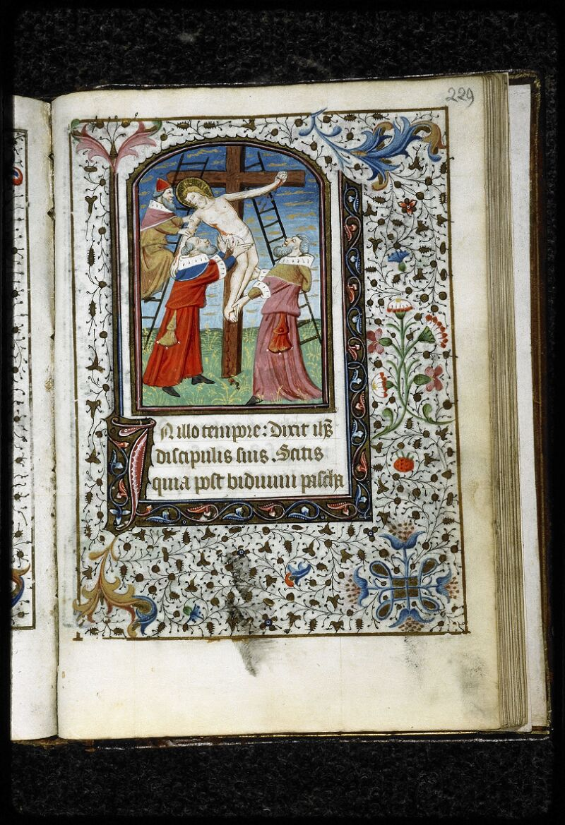 Lyon, Bibl. mun., ms. 5143, f. 229 - vue 1