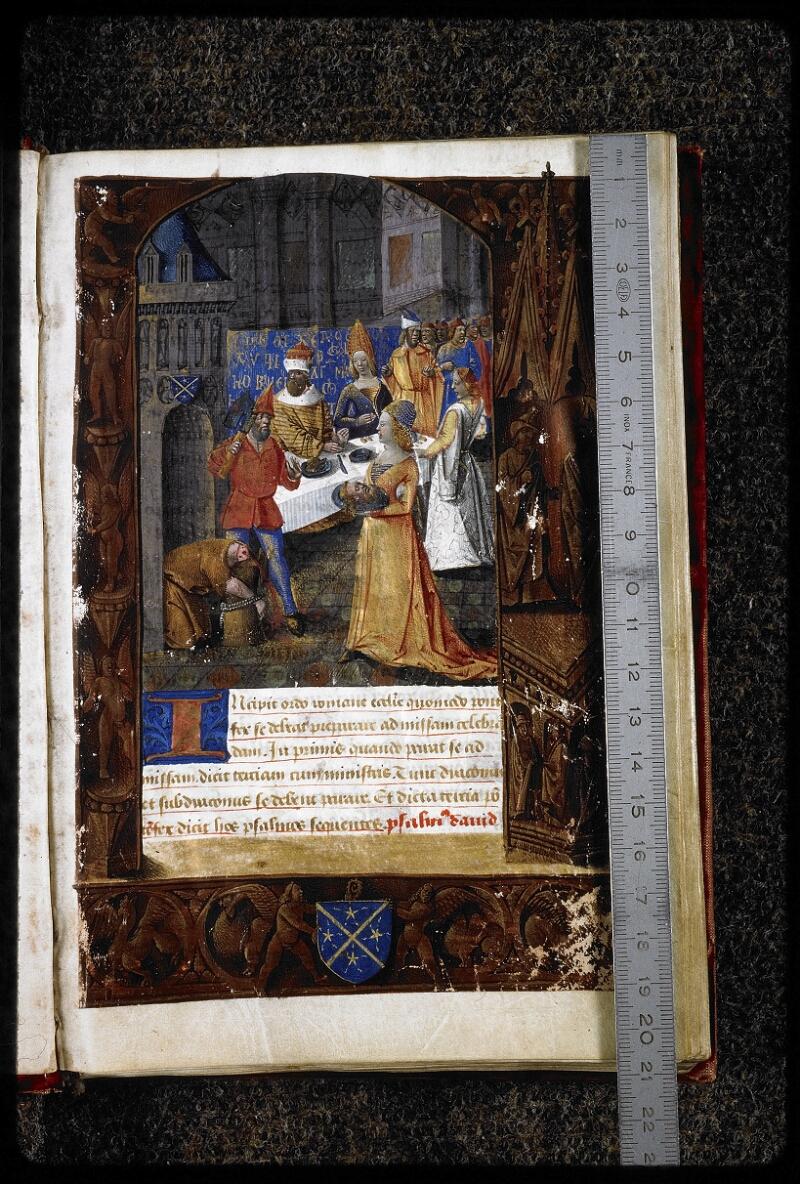 Lyon, Bibl. mun., ms. 5144, f. 006 - vue 01