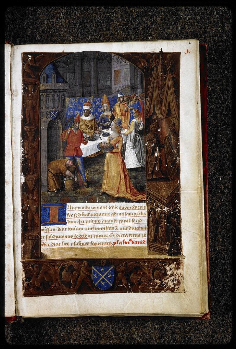 Lyon, Bibl. mun., ms. 5144, f. 006 - vue 02