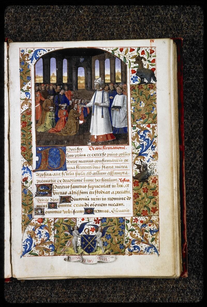 Lyon, Bibl. mun., ms. 5144, f. 014 - vue 1