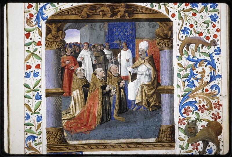 Lyon, Bibl. mun., ms. 5144, f. 096 - vue 2