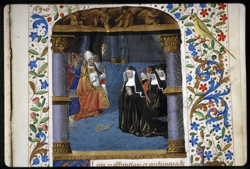 Lyon, Bibl. mun., ms. 5144, f. 101 - vue 2