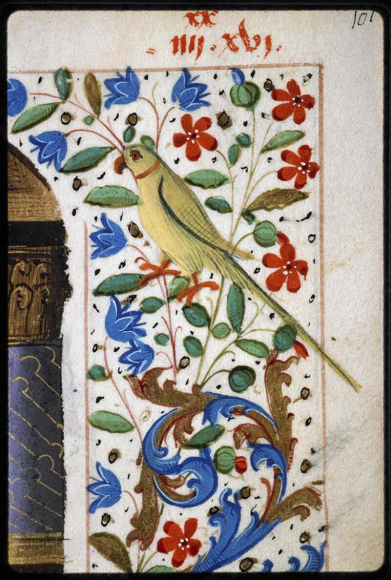Lyon, Bibl. mun., ms. 5144, f. 101 - vue 3