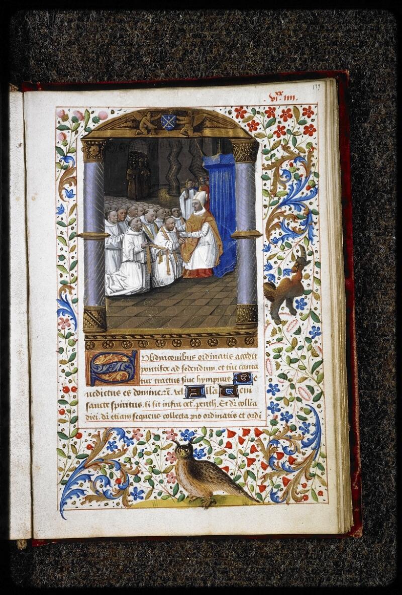 Lyon, Bibl. mun., ms. 5144, f. 129 - vue 1