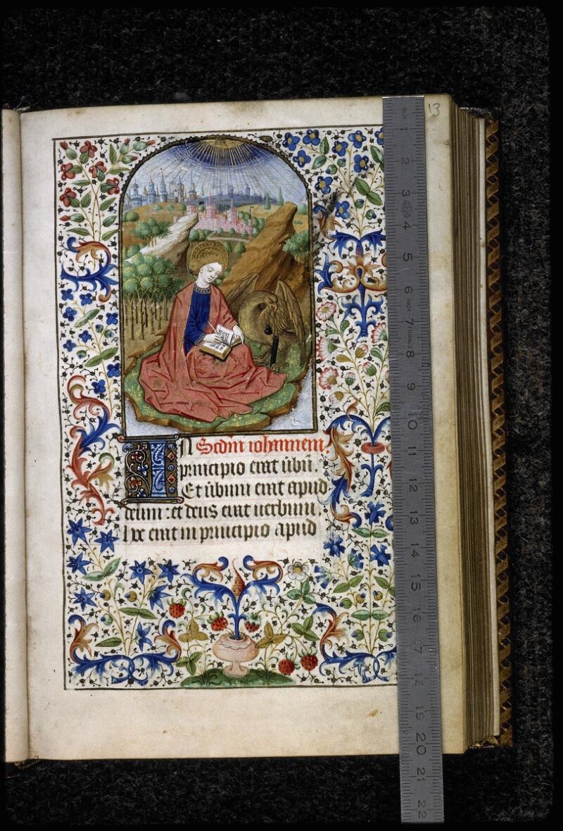 Lyon, Bibl. mun., ms. 5145, f. 013 - vue 1