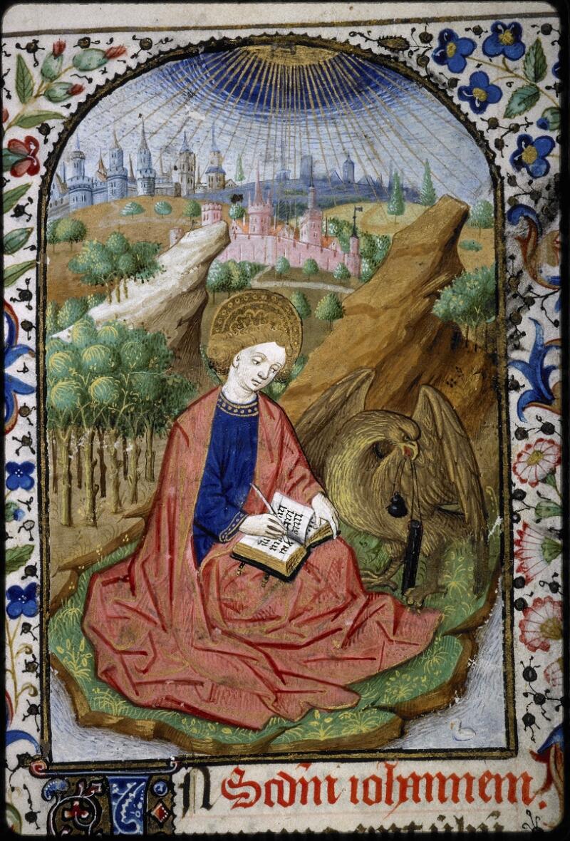 Lyon, Bibl. mun., ms. 5145, f. 013 - vue 3