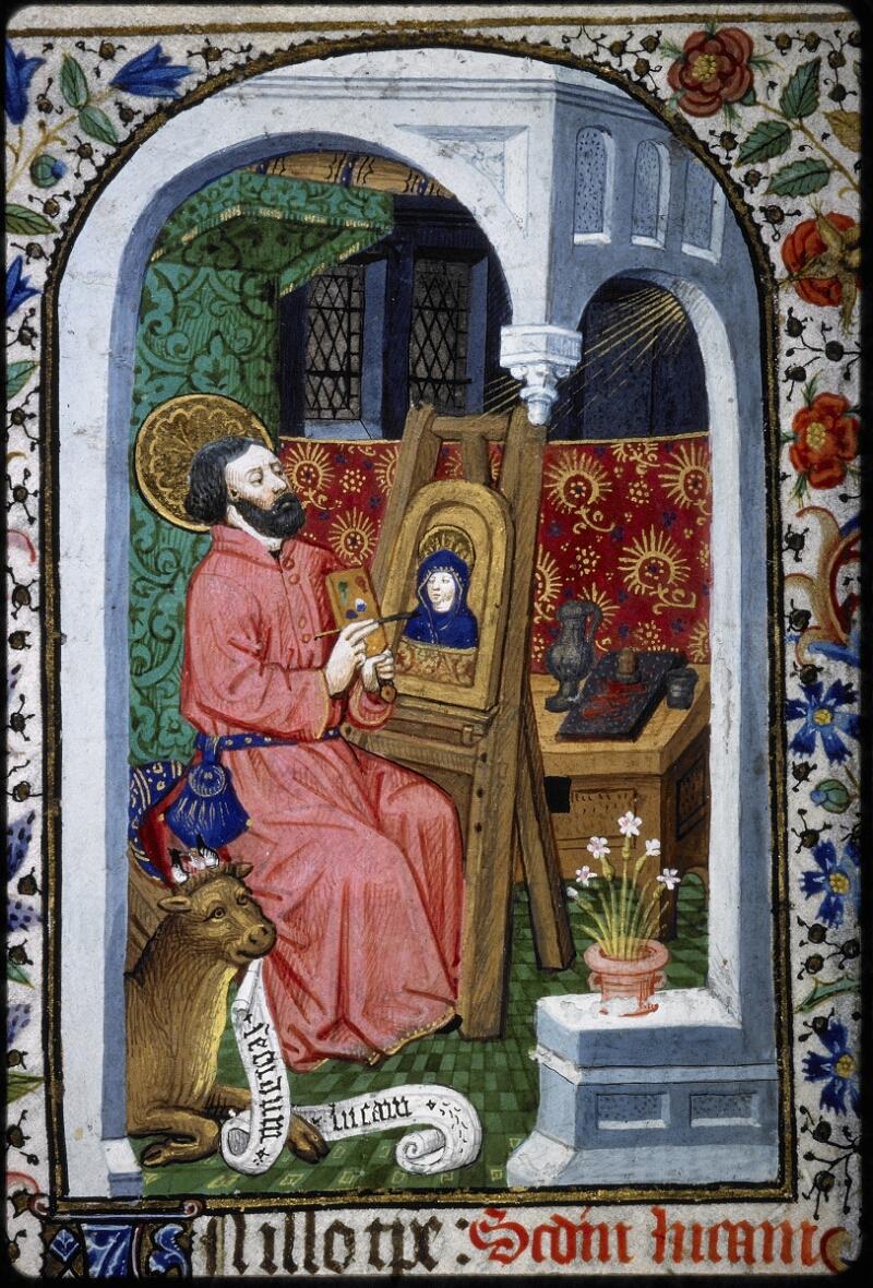 Lyon, Bibl. mun., ms. 5145, f. 015 - vue 2