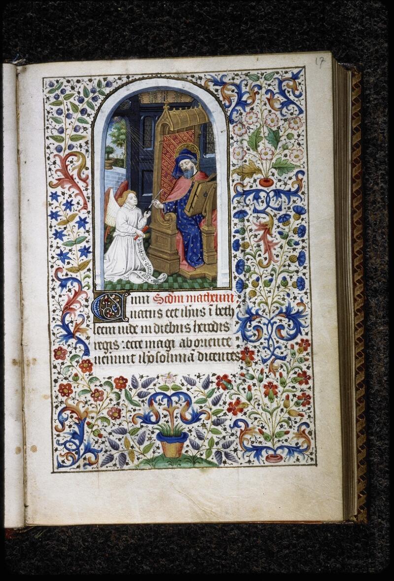 Lyon, Bibl. mun., ms. 5145, f. 017 - vue 1