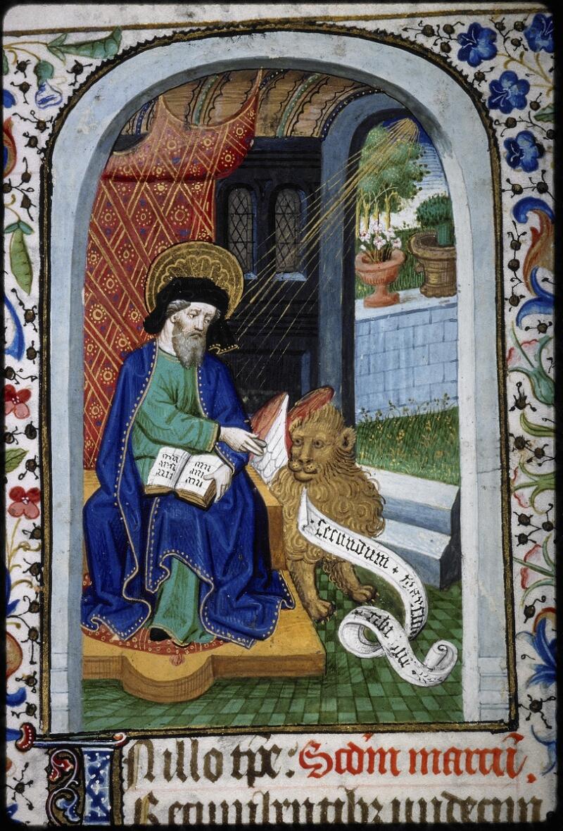 Lyon, Bibl. mun., ms. 5145, f. 019 - vue 2