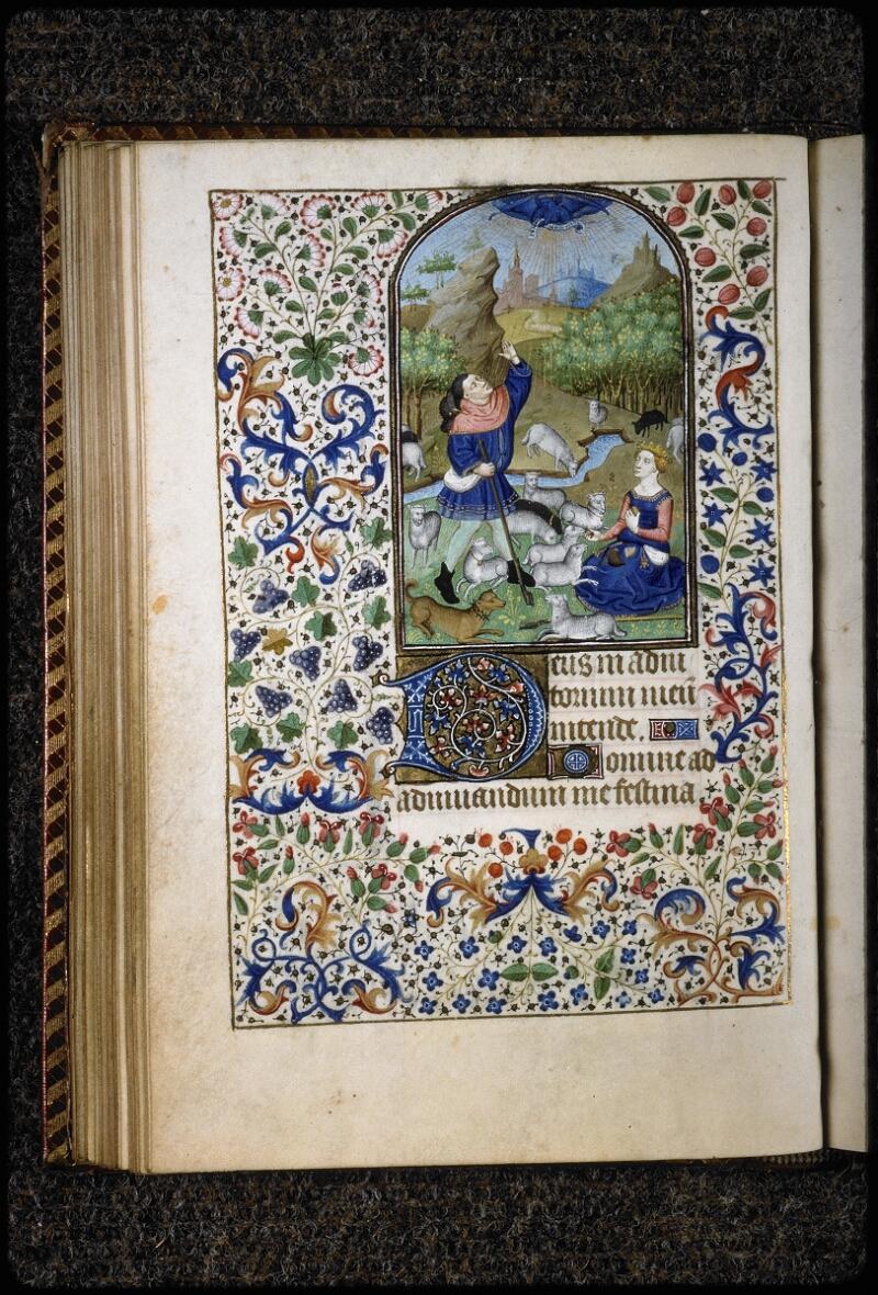 Lyon, Bibl. mun., ms. 5145, f. 061v - vue 1