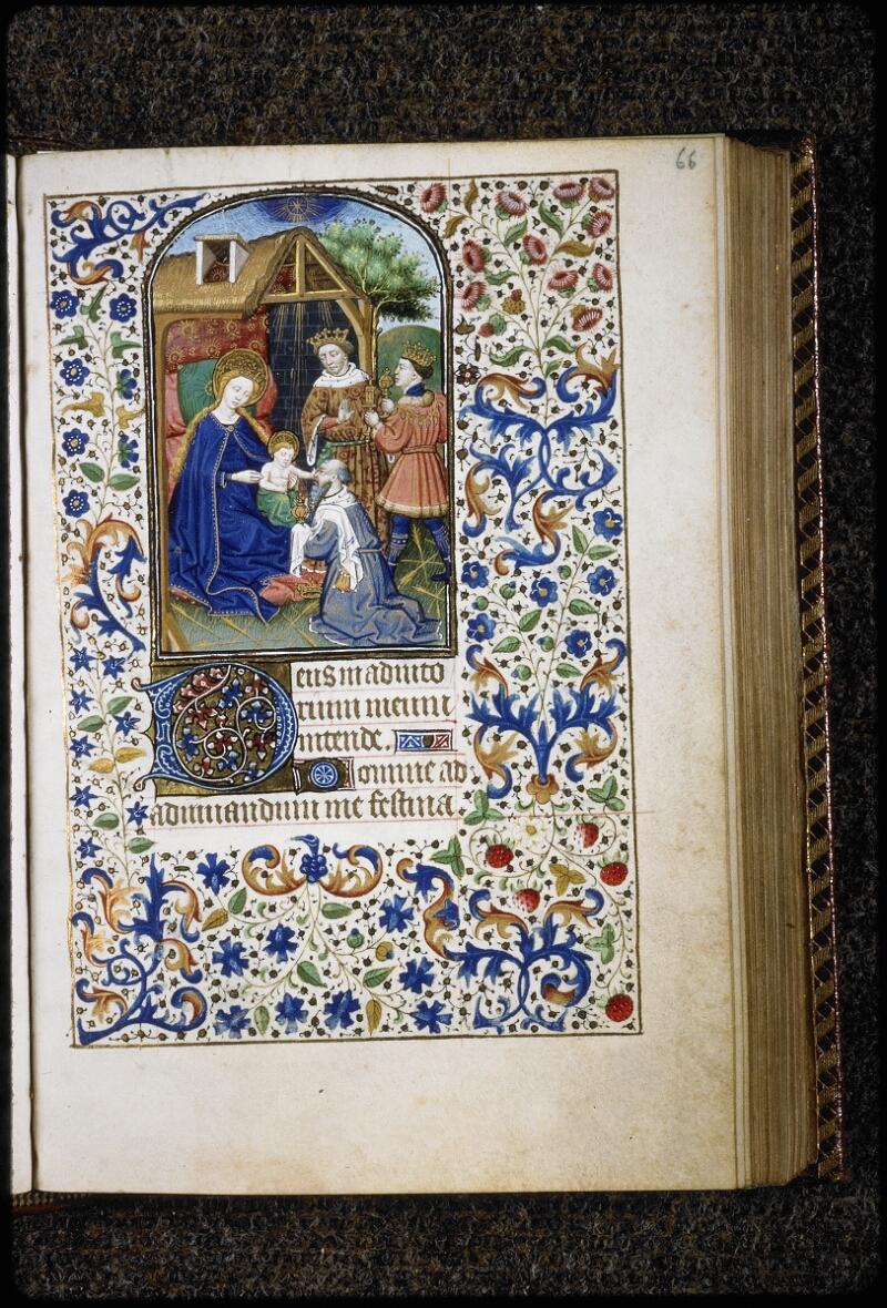 Lyon, Bibl. mun., ms. 5145, f. 066 - vue 1