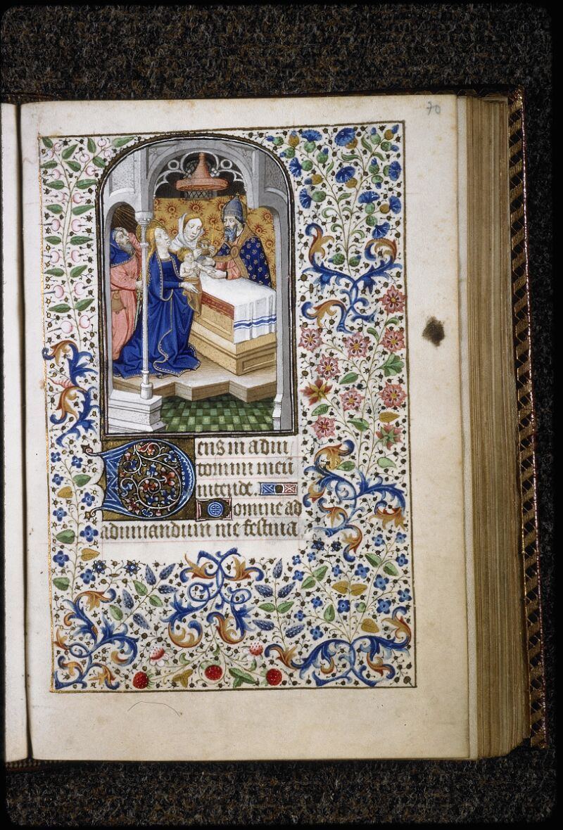 Lyon, Bibl. mun., ms. 5145, f. 070 - vue 1