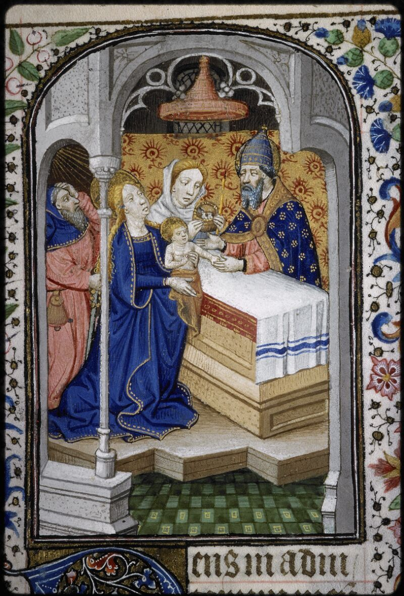 Lyon, Bibl. mun., ms. 5145, f. 070 - vue 2