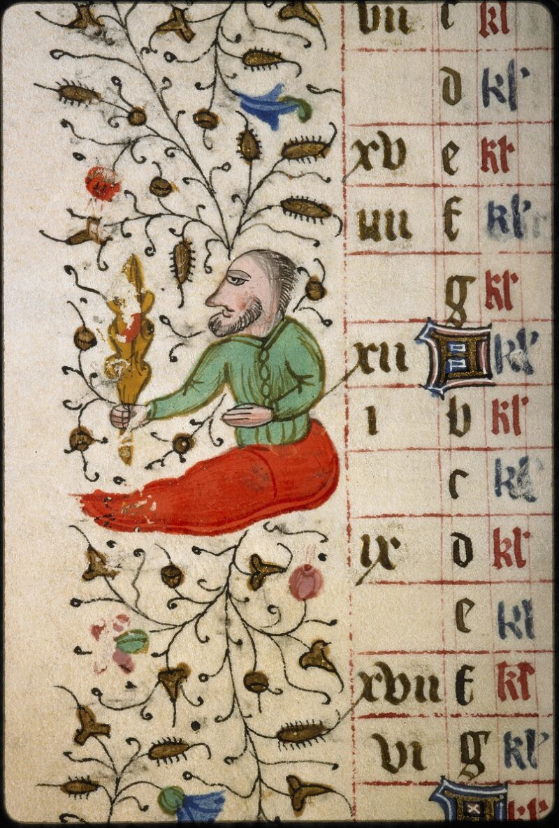 Lyon, Bibl. mun., ms. 5146, f. 001v