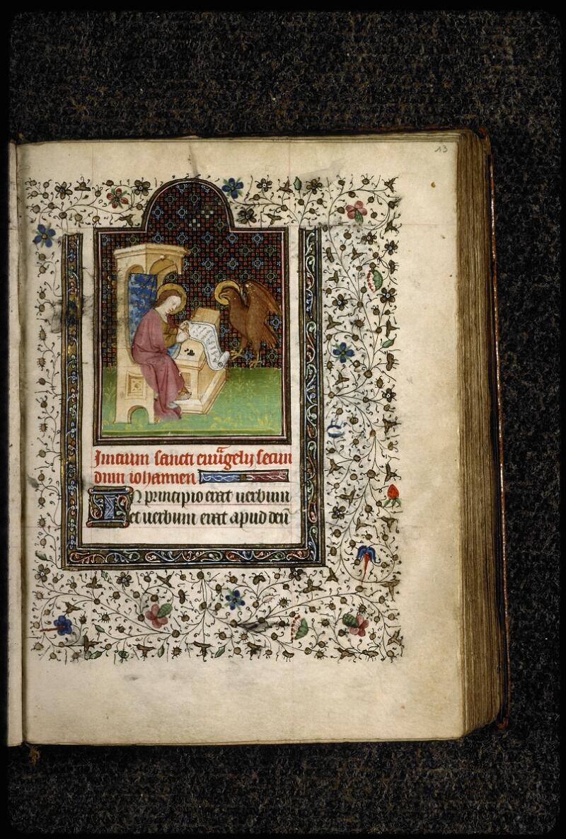 Lyon, Bibl. mun., ms. 5146, f. 013 - vue 1