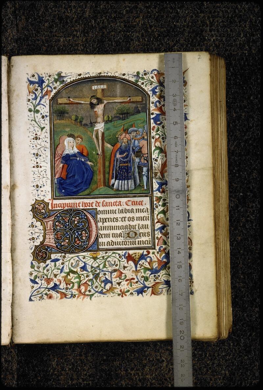 Lyon, Bibl. mun., ms. 5147, f. 007 - vue 1