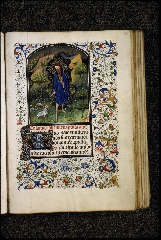 Lyon, Bibl. mun., ms. 5147, f. 022 - vue 1