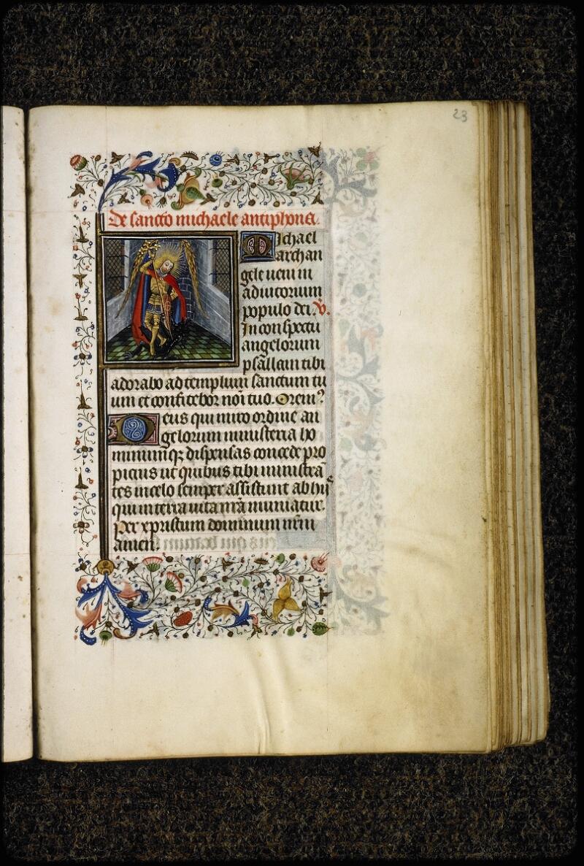 Lyon, Bibl. mun., ms. 5147, f. 023 - vue 1