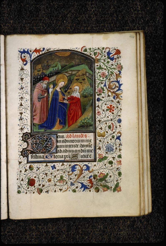 Lyon, Bibl. mun., ms. 5147, f. 044 - vue 1