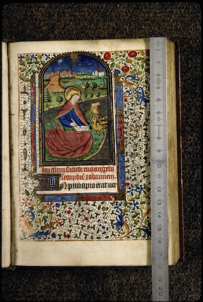 Lyon, Bibl. mun., ms. 5150, f. 013 - vue 1