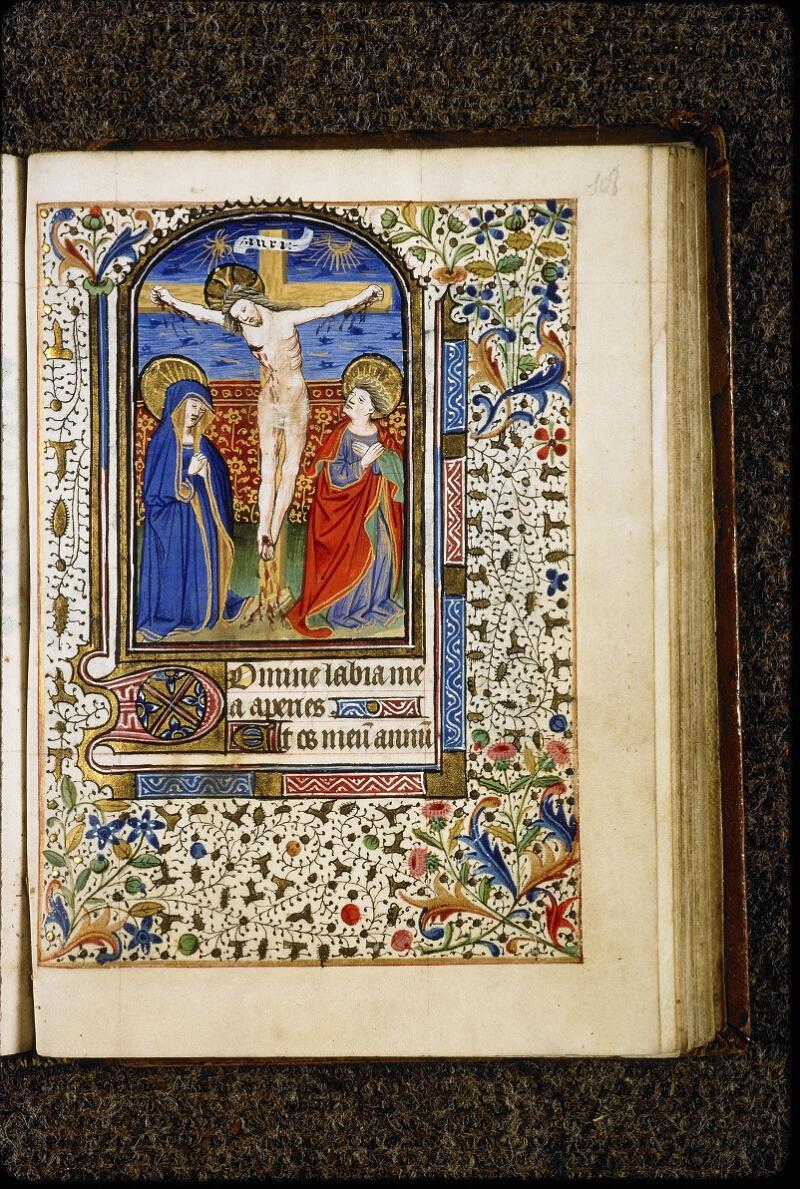 Lyon, Bibl. mun., ms. 5150, f. 108 - vue 1