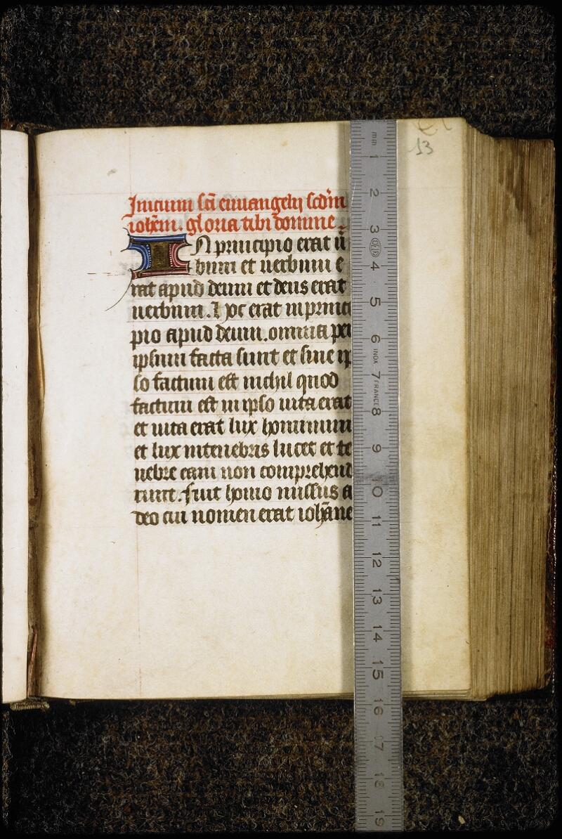 Lyon, Bibl. mun., ms. 5151, f. 013 - vue 1