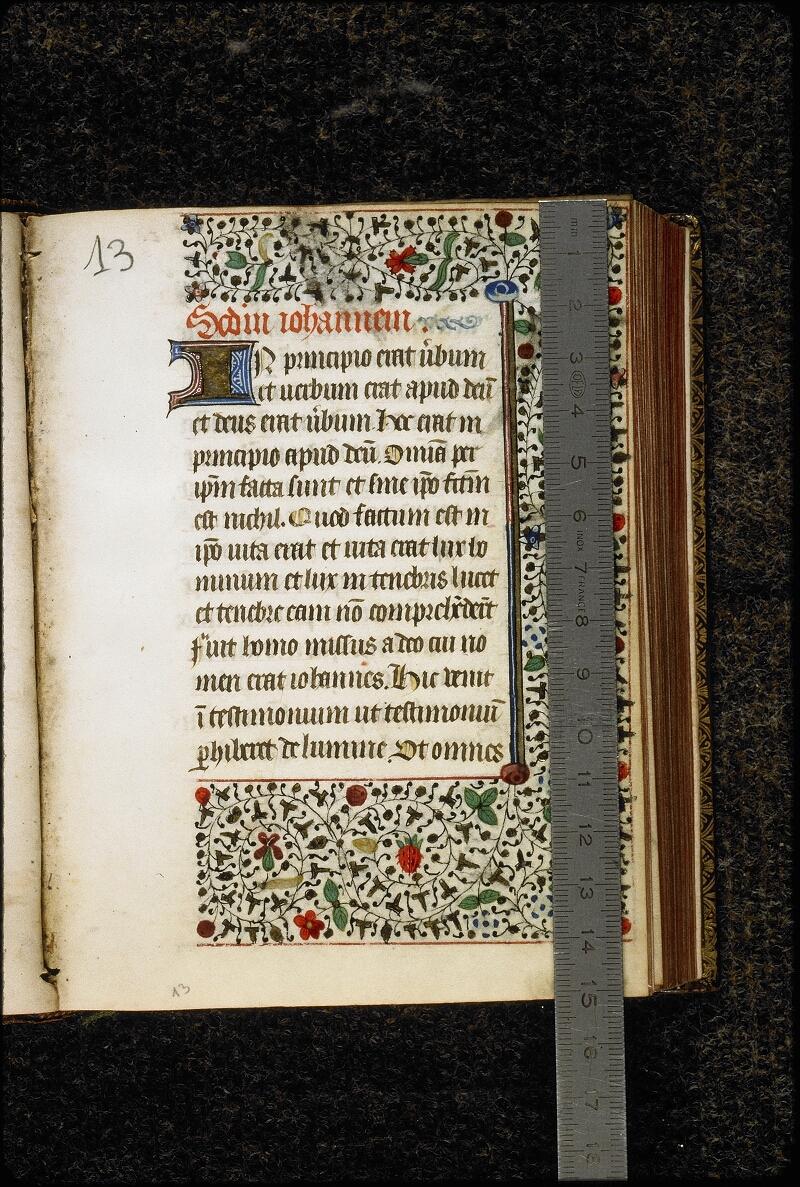 Lyon, Bibl. mun., ms. 5152, f. 013 - vue 1