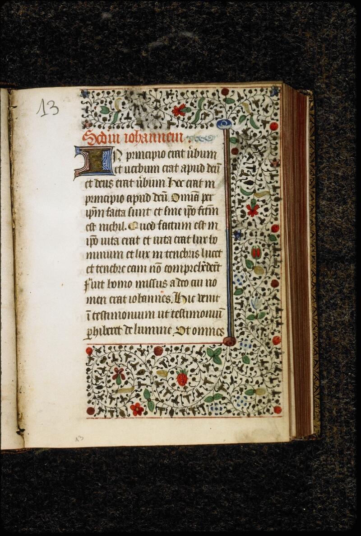 Lyon, Bibl. mun., ms. 5152, f. 013 - vue 2