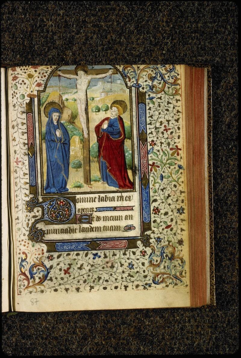 Lyon, Bibl. mun., ms. 5152, f. 087 - vue 1