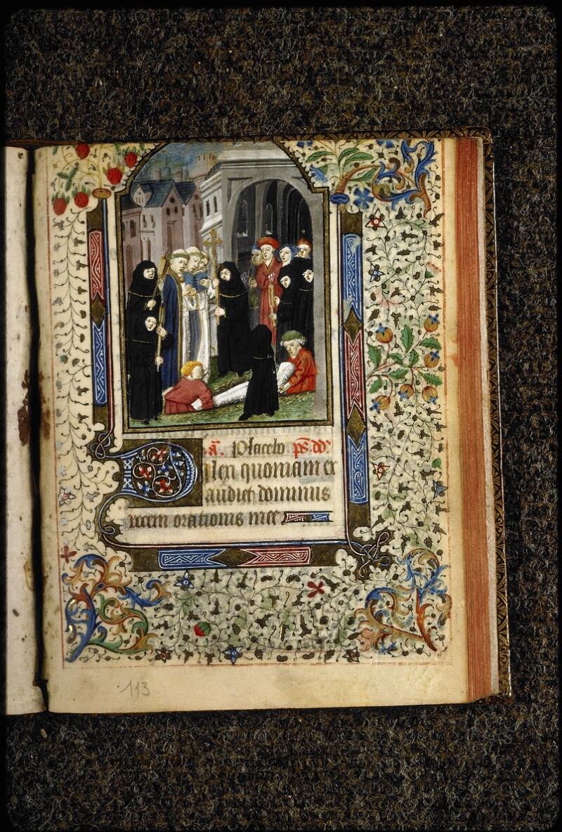 Lyon, Bibl. mun., ms. 5152, f. 113 - vue 1