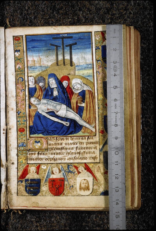 Lyon, Bibl. mun., ms. 5153, f. 014 - vue 1